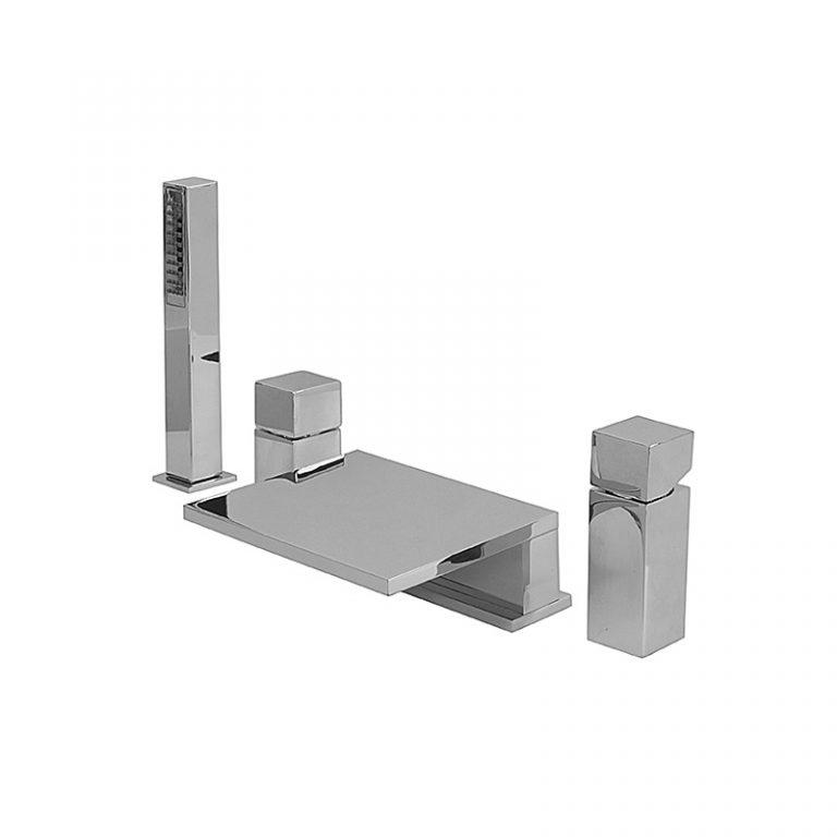 Mezclador de ba o ducha torneiras roriz for Mezclador ducha