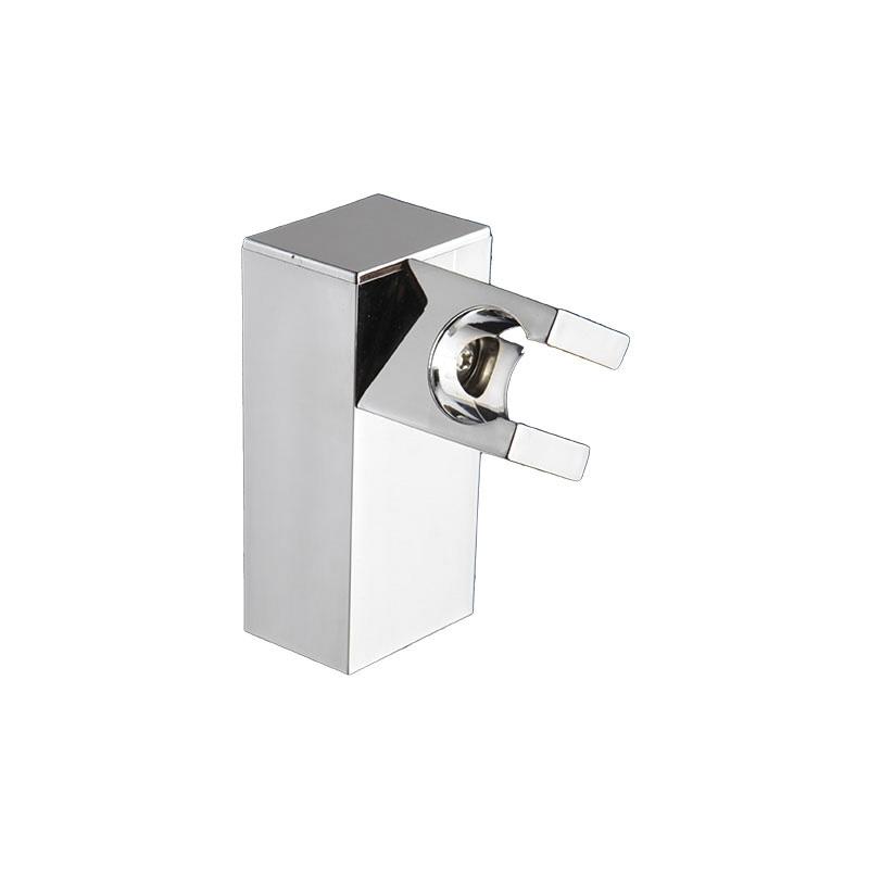 Soporte de ducha orientable qd abs torneiras roriz for Soporte ducha